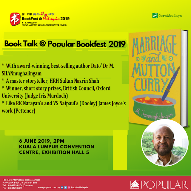 Book Talk @ Popular Bookfest 2019 (1)